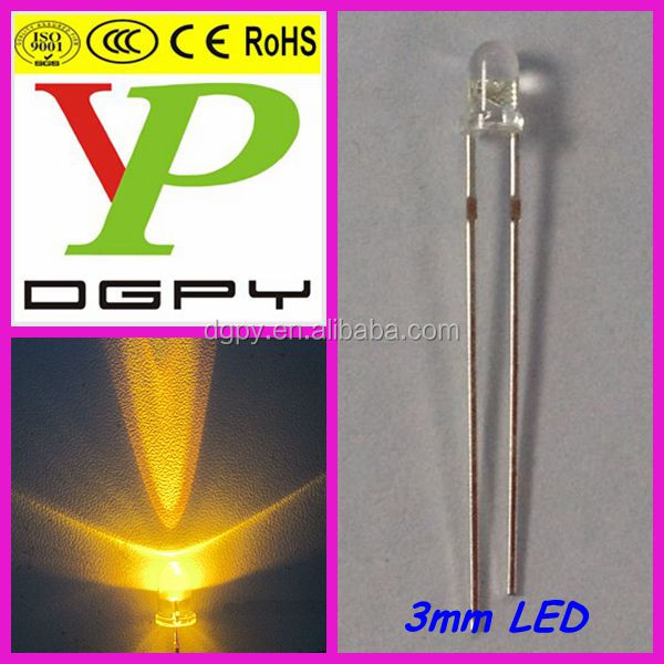 Can Pre-wired led diode