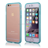 Cell phone accessory Ultra Thin tpu&pc cover case for iphone6 china wholesale