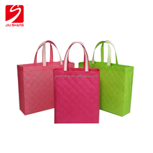 Hot sale reusable PP woven laminated shopping bag for promotion