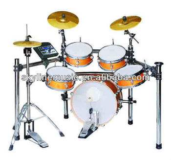 EDS908-8ST180 Electronic drum set Digital drum set