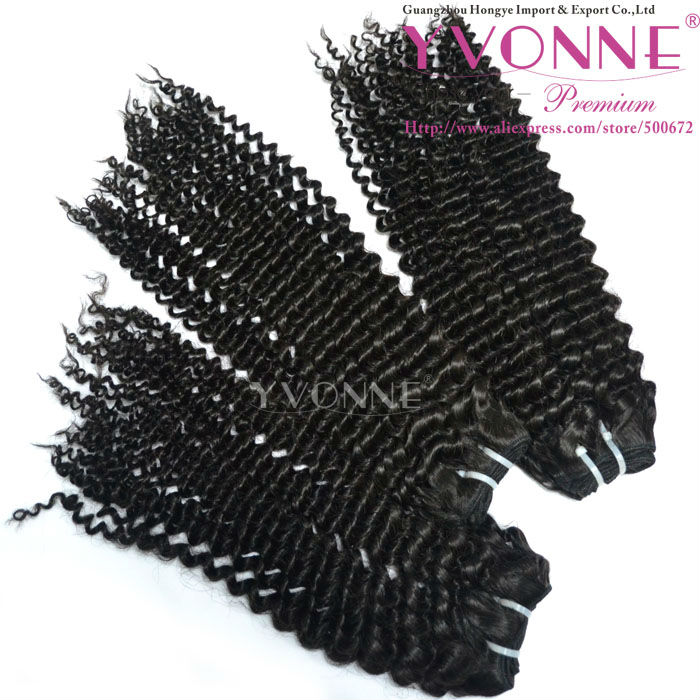 100% Brazilian Virgin Human Hair Extension,Remy Hair, Grade AAAA