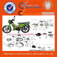 Chinese Motorcycle Body Parts For Sale Cheap