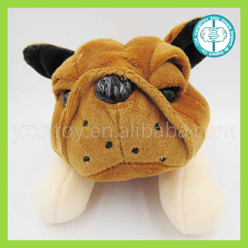 Wholesale lovely stuffed soft plush animal toys excess stock inventory