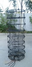 good quality trap for breeding net for fish farming hanging culture net cages