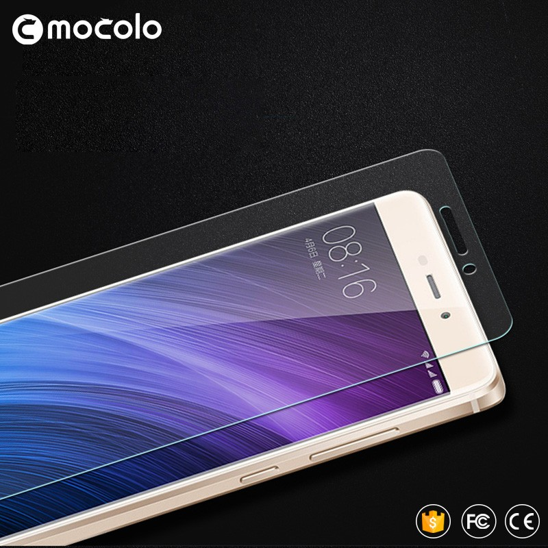 low price china mobile phone tempered glass screen protector xiaomi redmi 4 prime screen protector new product