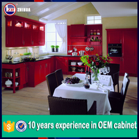 high quality hot sell intalian luxury kitchen furniture