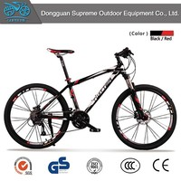 2015 new product 27 speed aluminum alloy mountain bike light weight surrey bikes for sale