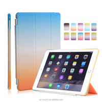 Factory Price Smart Magnetic Flip Cover Case for iPad 6 for iPad Air 2