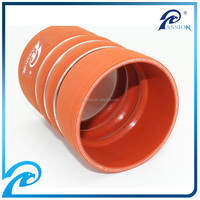 "Auto Parts Red Silicone 3"" Flexible Water Pipe"