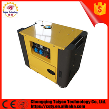 Factory Supply 5kw Welding Diesel Generator Set Welder Protable Generator Price