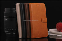 2014 New Cool Stand PU Wallet Leather Cell Phone Case For Xiaomi Mi3 With Card Slots