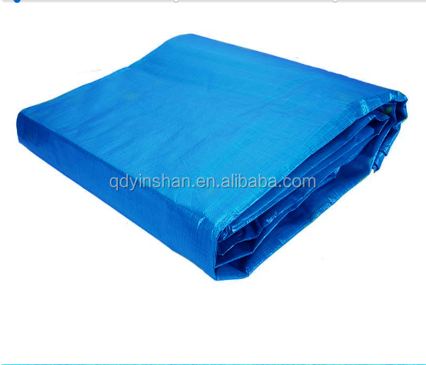 Promotion 100% Virgin HDPE Tarpaulin for Tent , Camping Tarp , PE Tarp for Car / Ground Covering