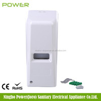 multi-functional wall mounted infrared sensor automatic touchless foaming soap dispenser