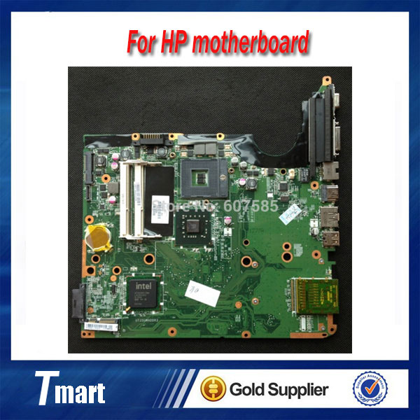 for hp DV6 578376-001 laptop motherboard intel integrated GM45 100% tested