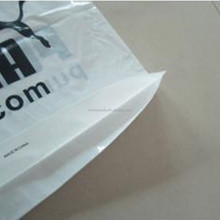 Biodegradable material printed custom made shopping bags