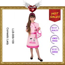 Good Quality Kids Child Comestic Lady Sexy Halloween Costume for Girls