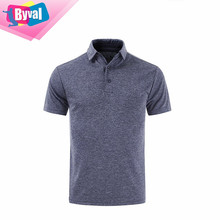 custom made clothing manufacturers sport polo shirt fabric jersey heather grey polo shirts 100%polyester online clothes shopping