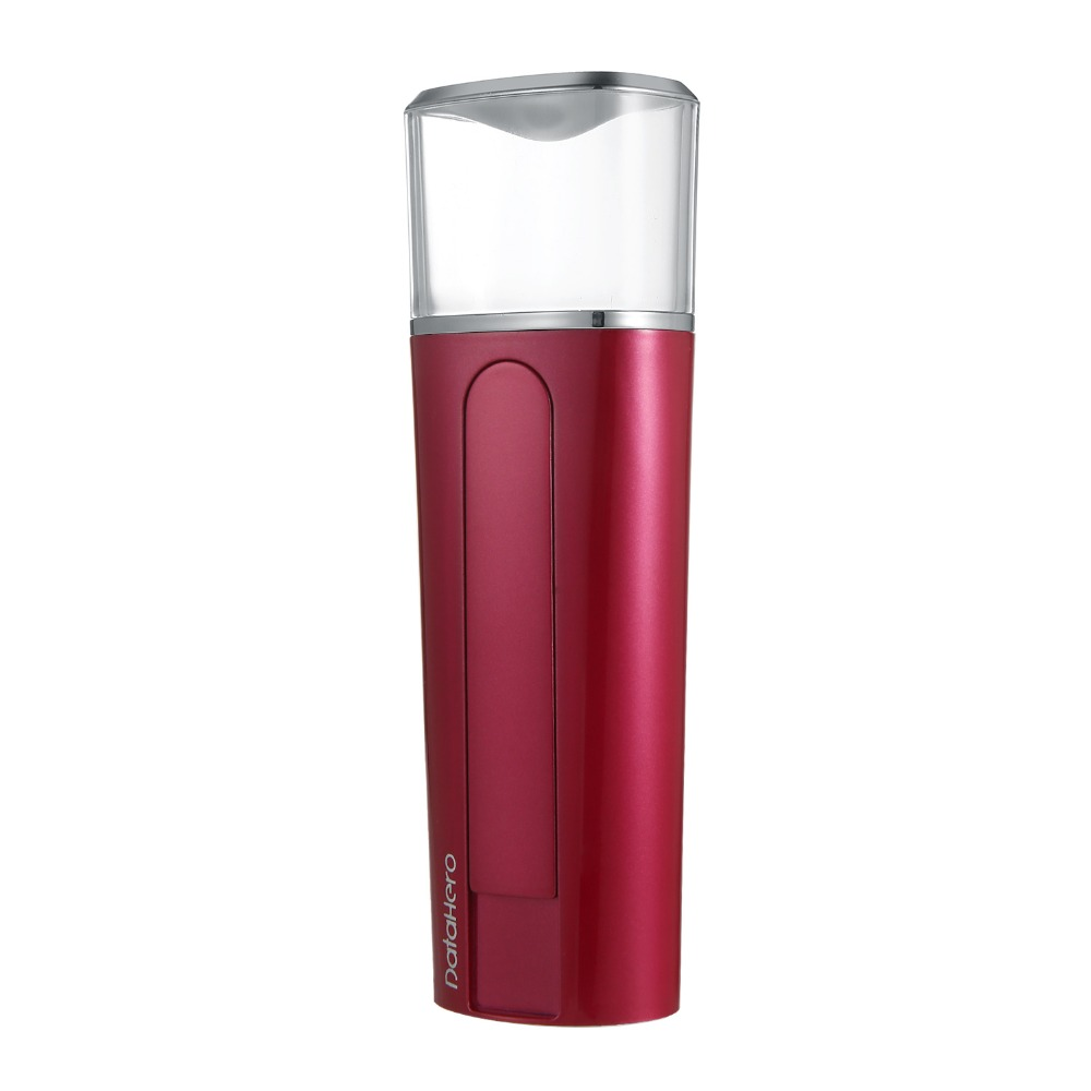 Portable Moisturizing and Hydrating Mini Facial Steamer Rechargeable Skin Care Nano Facial Mist sprayer
