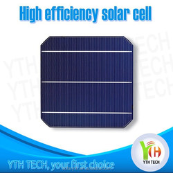 Solar cell manufaturer offer best monocrystalline solar cell a grade save your solar cell installation cost