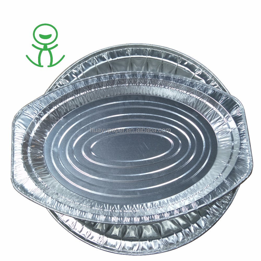 Direct Factory disposable aluminum foil containers/trays