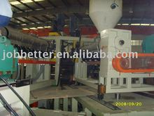 APET, PETG single layer coextrusion machine, multi-layer co-extrusion line