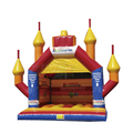 factory price inflatable tower jumping castle for sale