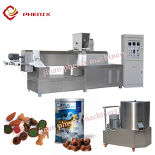 automatic pet food packaging making machine production line