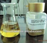 water soluble EDTA Chelated Fe-13 powder fertilizer
