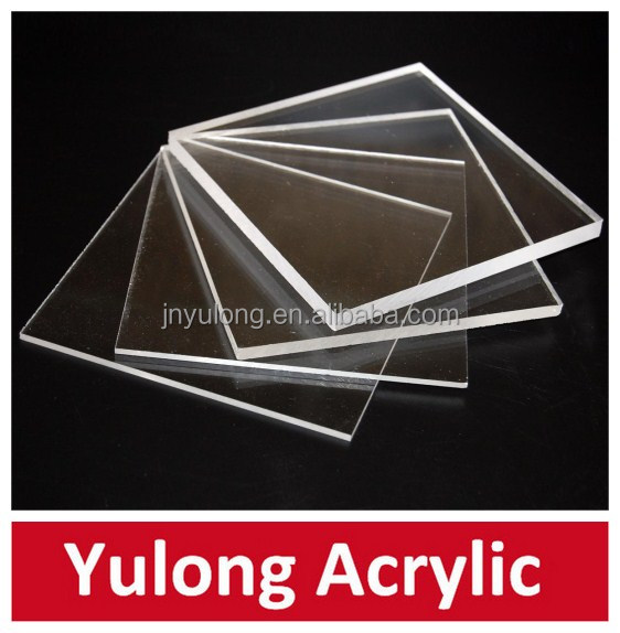 China 100% mma transparency anti-static acrylic sheet/ plexiglass sheet plexiglass board