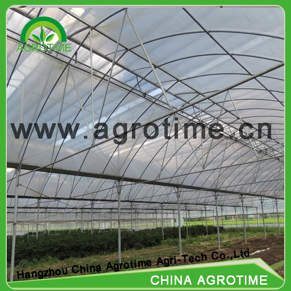 multi span greenhouse with automatic roof window used for saleselling used greenhouse