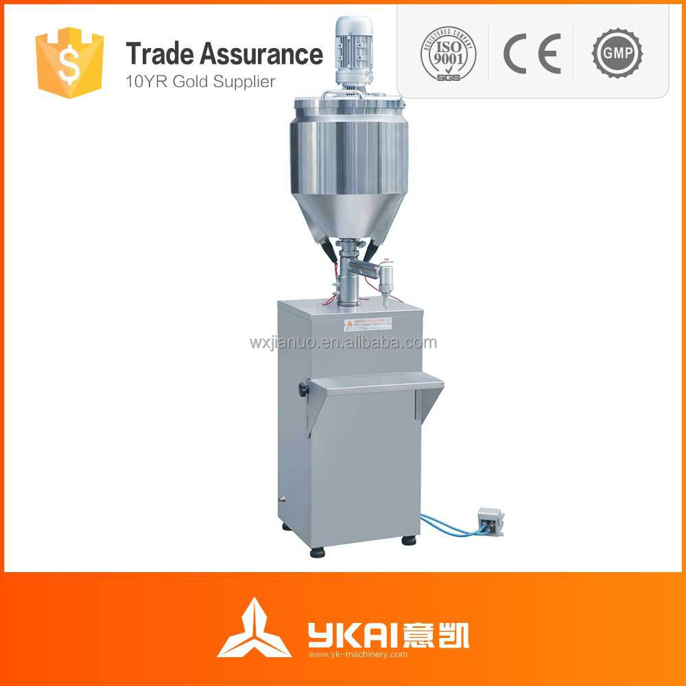 honey filling machine, manual honey stick filling machine, juice filling machine