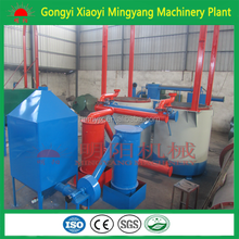 Hot selling with CE ISO hard wood jute stick charcoal production equipment