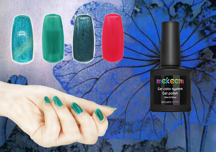 Factory Supply GreenStyle Gel Polish
