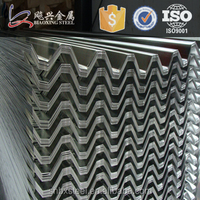 Galvanized Raw Material for Corrugated Metal Roofing Sheet Price