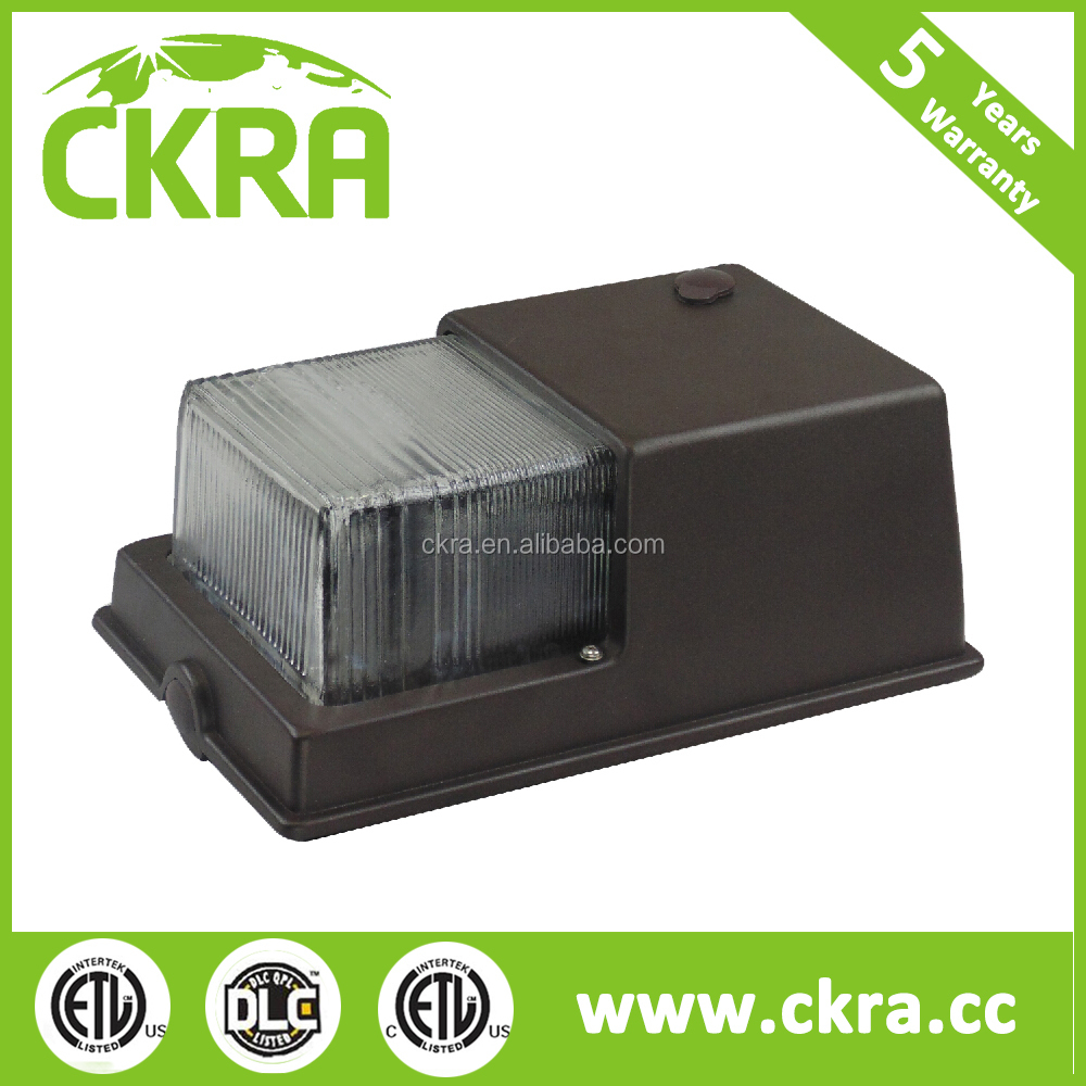 CRKA lighting High efficiency five years warranty DLC&ETL up or down led wall pack light