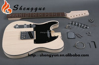 Shengque Left Handed 6 String TL Electric Guitar Kit