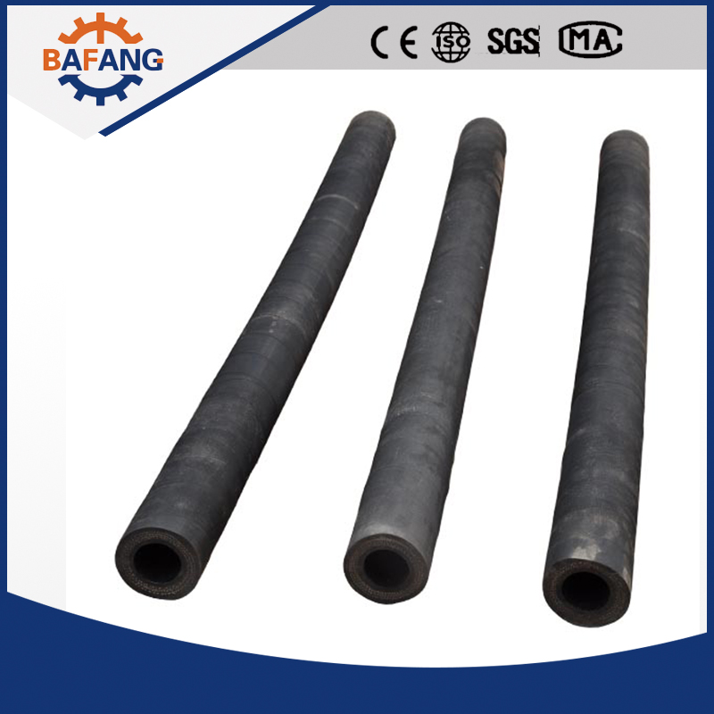 high quality wire reinforced rubber hose /Sand blasting vacuum tube for sale