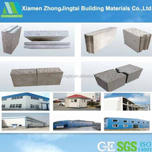 Cheap buidling construction materials precast concrete fence wall paneling