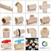 All size available pipe and fittings top supplier black plastic water line pipe fittings