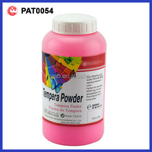 Colors dry acrylic powder paint