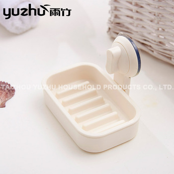 Sales Excellent Factory Direct Sales Strong Suction Wall Plastic Soap Box