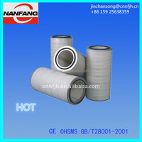 Nanfang High Quality Polyester Filter Cartridge