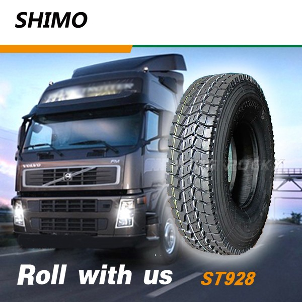 ST928 mud tire from china 1000r20 good for all wheel position