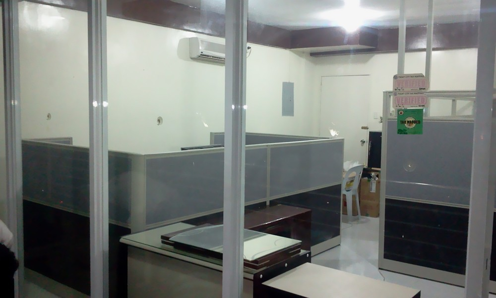 office partition/renovation/ office furniture and supplies