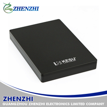 "Custom Aluminum hdd enclosure 2.5"" hard drive disk USB3.0 TO SATA Screwless HDD case"