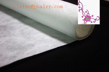 "Polyamide ""hot melt""""double sided"" adhesive net with paper for bag"