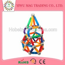Wholesale TOP educational toys magnetic kids toy and magnetic ball rod toy