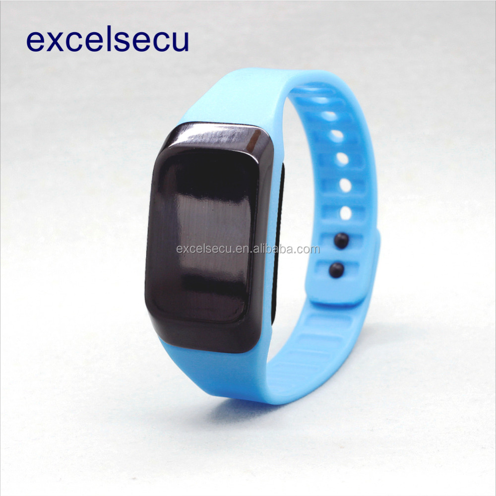 ESECU Wholesale promotional financial instituition gift silicone automatic NFC pay smartwatch Shenzhen