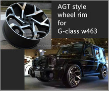 AGT style wheel rims for G-class W463 1990-2015