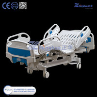 Commercial Furniture General Use Five Functions Used Electric Hospital Bed For Sale
